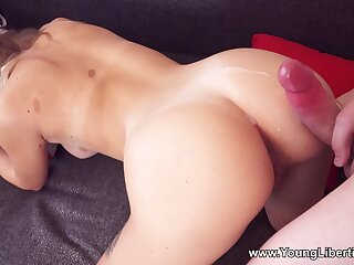 Homemade porn video with cock hungry amateur girl Monica A