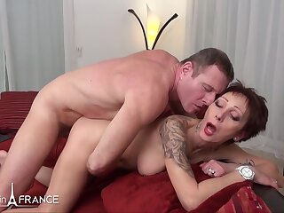 NudeInFrance - Catalya - Sexy big titted faithless and