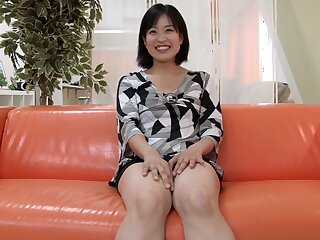 Sweet Asian woman enjoys being fucked