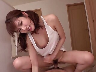 Nipponese naughty masher imbecile xxx clip