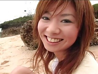Outdoors amateur pic be beneficial to dear Aki Katase getting fucked hard
